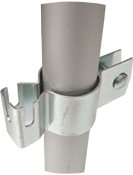 Drape Support Clamp
